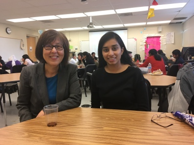 Dr. Belle Wei and Dr. Nandita Garud